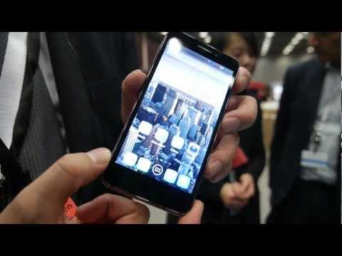 "Alcatel One Touch Idol Ultra, 6.45mm tichkness, 4.7"" Super AMOLED"