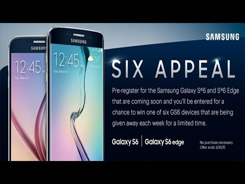 NEW Samsung Galaxy S6 & Galaxy S6 Edge LEAKED Picture!