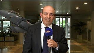 "Rafale: Dassault va ""augmenter la capacité de produire"""