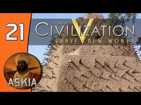 Civilization V Daily #4: Askia (Songhai) - Part 21