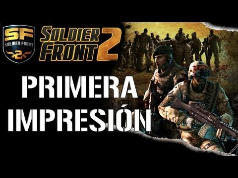 Soldier Front 2 | PRIMERA IMPRESIÓN | Kraviuz
