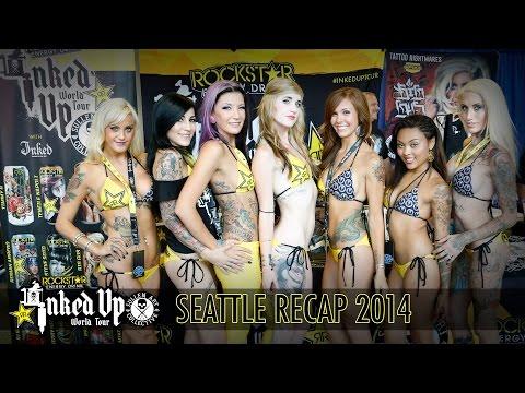 Inked Up World Tour Seattle Recap