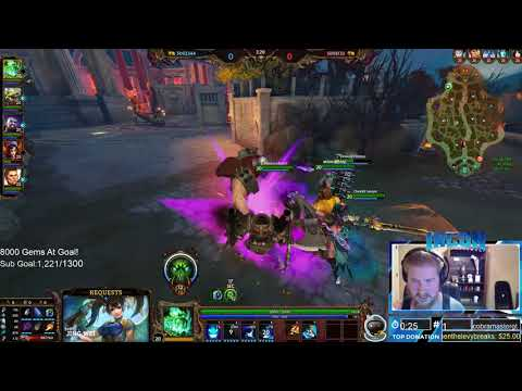 CAN YOU TAKE A RED BUFF TO THE ENEMY FOUNTAIN? - Incon - Smite