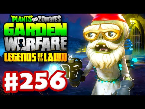 Plants vs. Zombies: Garden Warfare - Gameplay Walkthrough Part 256 - Garden Gnome Costume!