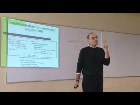 Sistemas Distribuidos - Conferencias Prometeos EPN