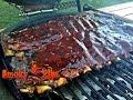 Strawberry-Jalapeno Barbecue Ribs ~ Recipe