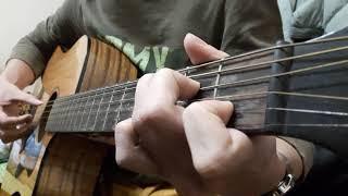 Đường một chiều guitar cover