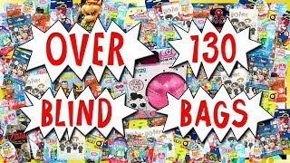 OVER 130 BLIND BAG OPENING! 🎁 Squishies, Lego & MORE September 2018 Compilation | Trusty Toy Channel