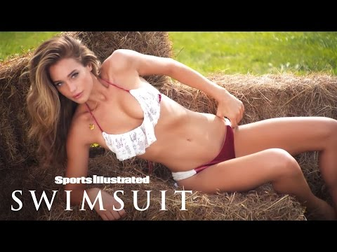 Hannah Davis Uncovered | Sports Illustrated Swimsuit 2015 video