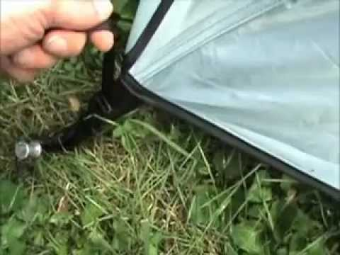 Review Eureka Spitfire 2 Video Review Ultra Light 2 person backpacking tent bug out tent