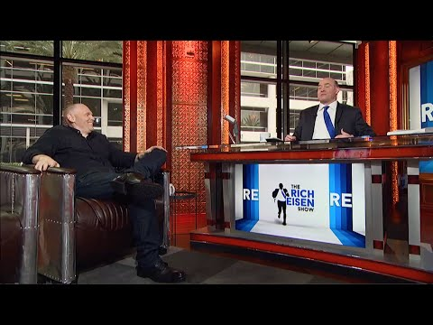 Bill Burr Joins The RES in Studio (David Koechner Guest Hosts) - 12/5/14