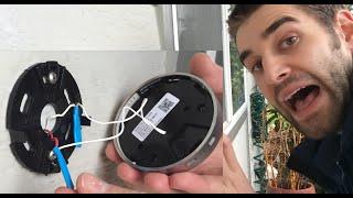 ★★★★☆ SkyBell HD Installation Wi-Fi Video Doorbell Version 2.0 - Amazon