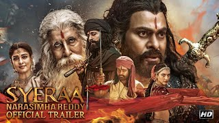 Sye Raa Trailer (Hindi) | Chiranjeevi | Amitabh Bachchan | Ram Charan | 2nd Oct