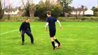 gcse pe coursework football