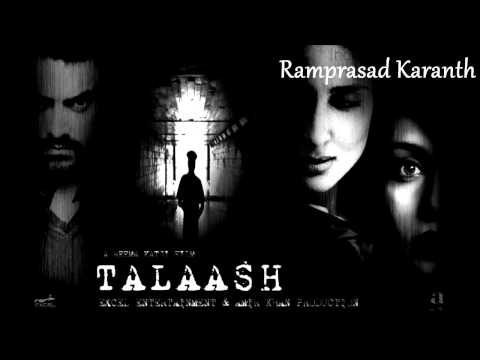 Jee Le Zara (Talaash) Piano instrumental