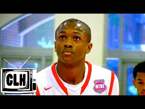 14 Year Old 8th Grader Scottie Lewis Has MAD Game!