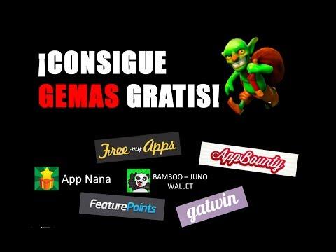 Cómo ganar gemas gratis con iOS y Android - Descubriendo Clash of Clans [Español]
