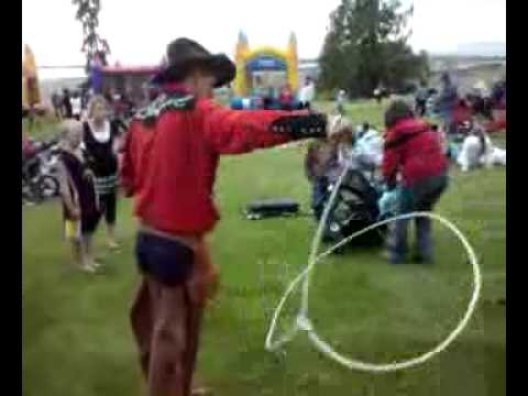 Cowboy rope show everett wa travel 4 real