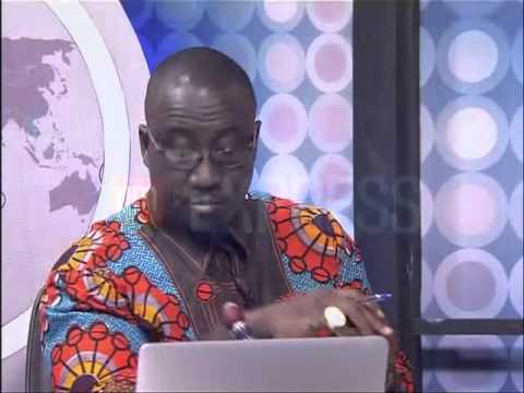 Power Barge Arrive - PM Express on Joy News (30-11-15)