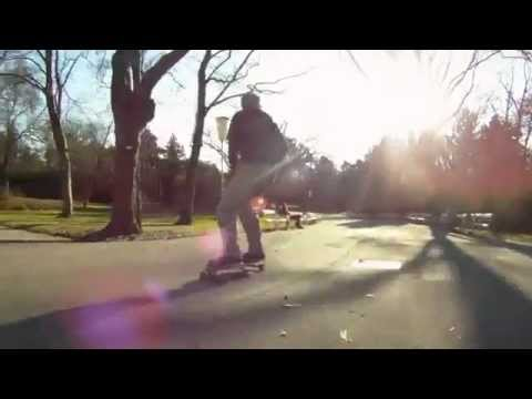 Jan - Longboard Winter Session
