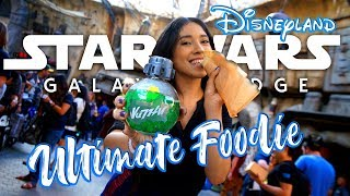 New! Ultimate Foodie Guide To Galaxy's Edge At Disneyland!