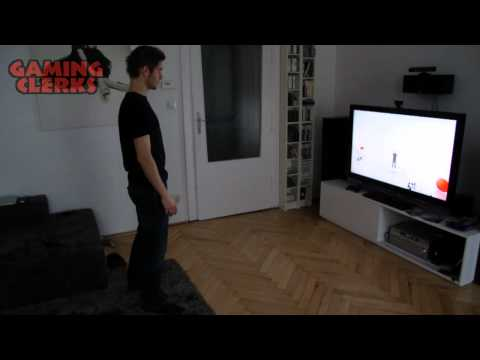Xbox 360 Kinect Gameplay