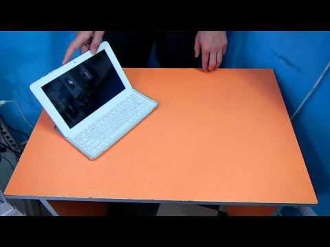 Короткий огляд планшета FreeTAB 1002 IPS X4 + BT KEY