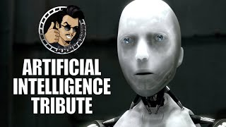 Artificial Intelligence In Movies - Tribute Mashup
