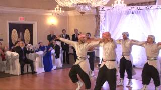 Ashraf & Farah's Wedding Dabke