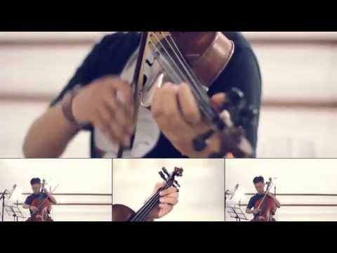 Adera - Lebih Indah (Strings/Instrumental Cover) by Alvin Witarsa Project