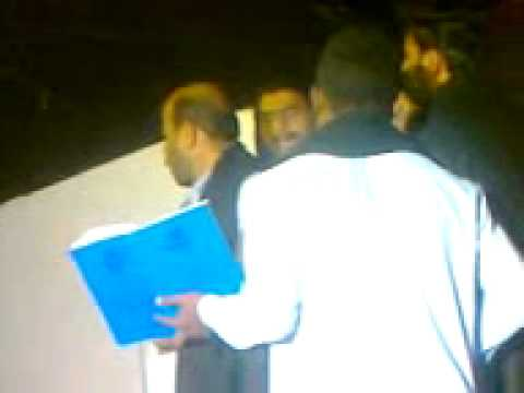 Mukhtiar Ali Sheedi On 22nd Moharam 2012 At Village  Mihan Khan Rind Nawab Shah Noha 2 video
