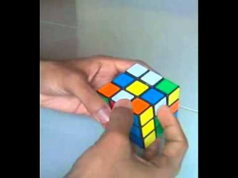 Solving Rubiks Cube Malayalam Part 2 Cross.3gp video