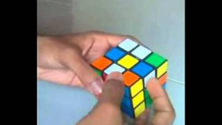 Solving Rubiks cube Malayalam part 2 Cross.3gp