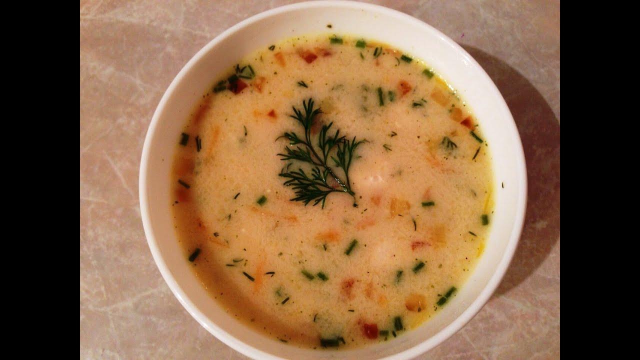 Суп с фрикадельками и сливками пошаговый рецепт