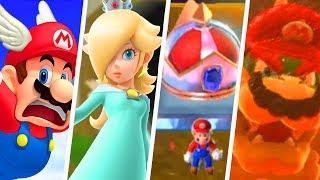 Evolution of Hardest Super Mario Levels (1986 - 2018)