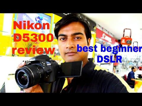 NIKON DSLR D5300 Why Take These? Full Review In Hindi |
