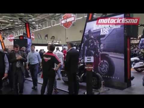 Intermot 2014 - Revista MOTOCICLISMO
