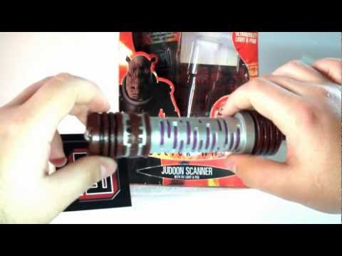 DOCTOR WHO Judoon Scanner Toy Review (HD)