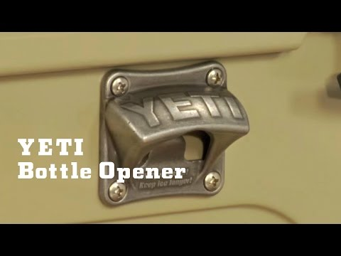 YETI Coolers - Bottle Opener