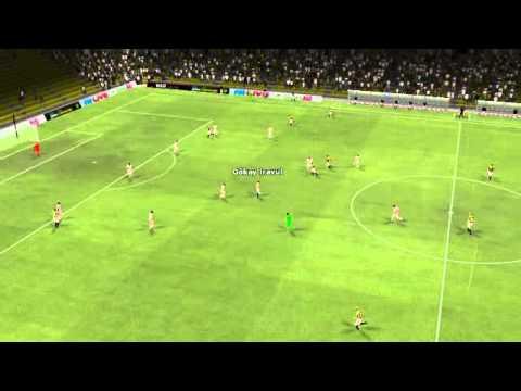Fenerbahce vs Gaziantepspor - Gokay Iravul Goal 55th minute