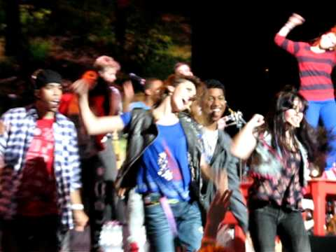 Brand New Day - Demi Lovato & the cast of Camp Rock 2