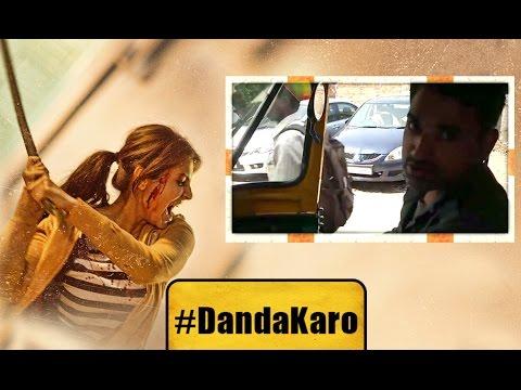 #DandaKaro - Rickshaw Drivers