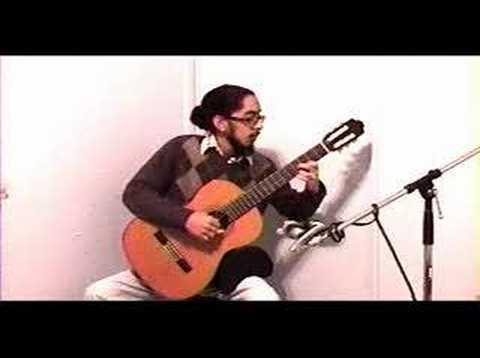 Matteo Carcassi - Etude #3
