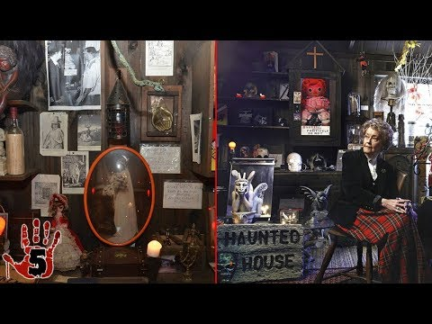 Top 5 Scariest Moments At The Ed And Lorraine Warren Occult Museum