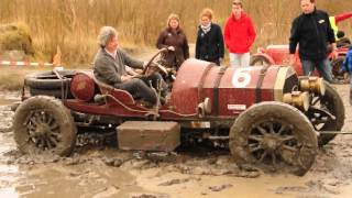 pre war car trail