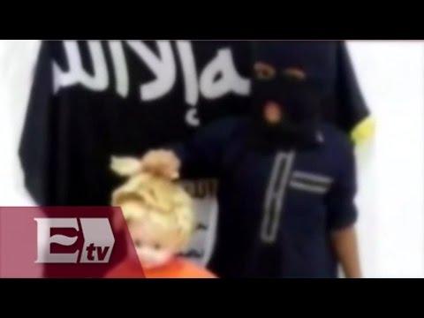Islámico entrena niños para decapitar / Global con Paola Barquet