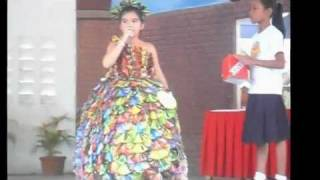 How-to-make-a-candy-wrapper-dress
