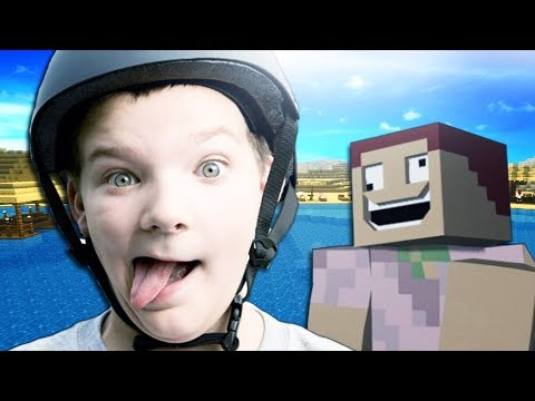 MINECRAFT TROLLING: KILLING A VERY ANGRY SQUEAKER ON MINECRAFT