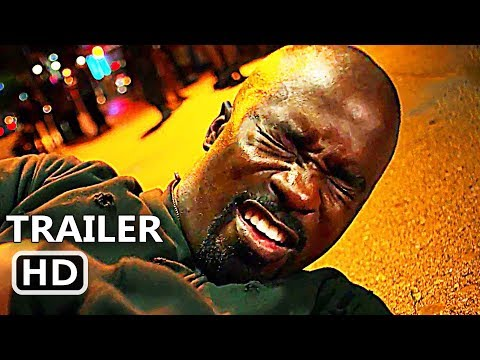 LUKE CAGE Season 2 Official Trailer (2018) Marvel, Netflix TV Show HD