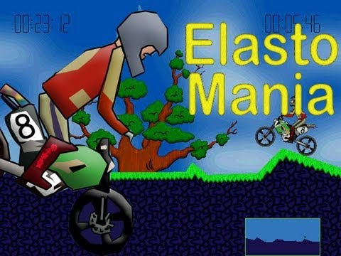 Elasto Mania Flash Elasto Mania Gameplay Action